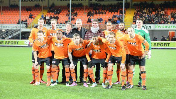 Shirtsponsor van FC Volendam