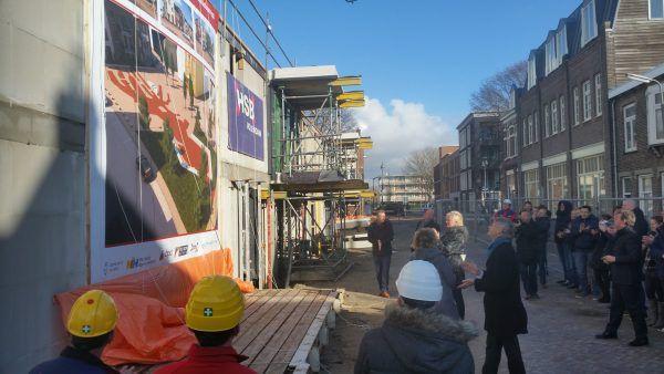 Start bouw DOK 9, 10 en 12 Oud IJmuiden
