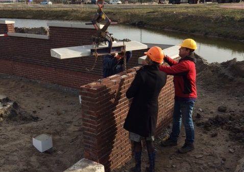Start bouw 1e fase Parkhof en 2e fase Havenkwartier