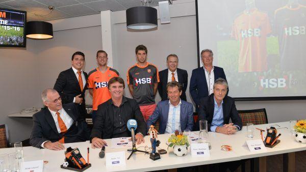 HSB nieuwe shirtsponsor FC Volendam