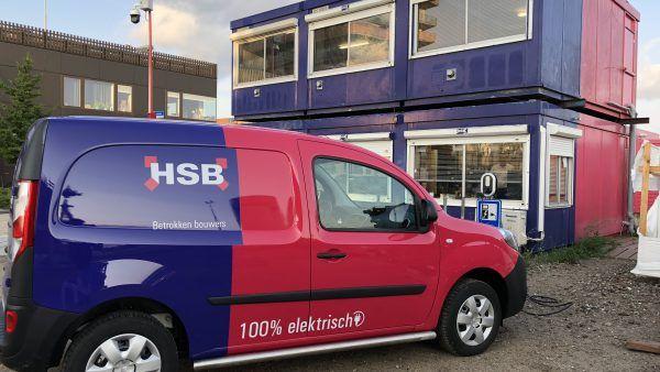 HSB kiest voor 100% elektrisch !!