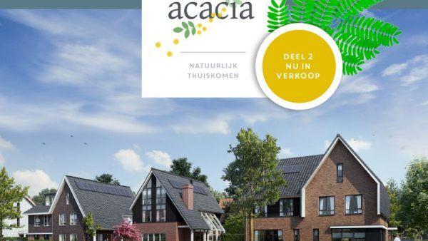 Acacia Limmen – laatste 25 woningen in verkoop