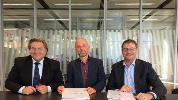 Intentieovereenkomst Eigen Haard met VOF Gouwpark