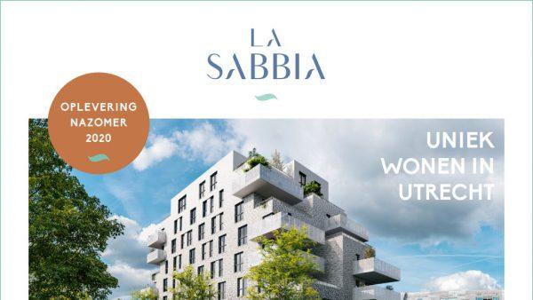 La Sabbia, Utrecht – laatste woningen!