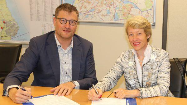 HSB wint tender Ontwikkeling Hoogstraat Edam!