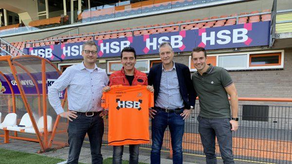 Hoofdsponsorschap FC Volendam verlengd