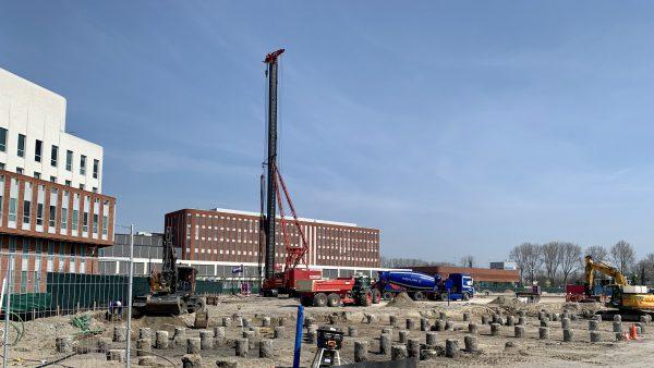 Start bouw Gouwpark Zaandam