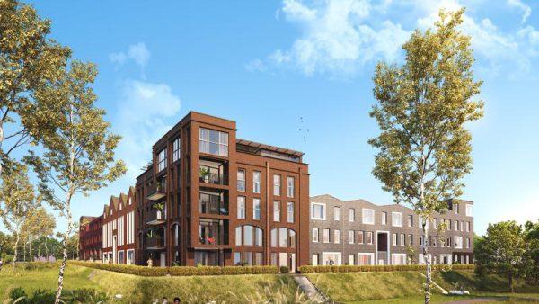 HSB bouwt project Ronduit af voor Woningborg
