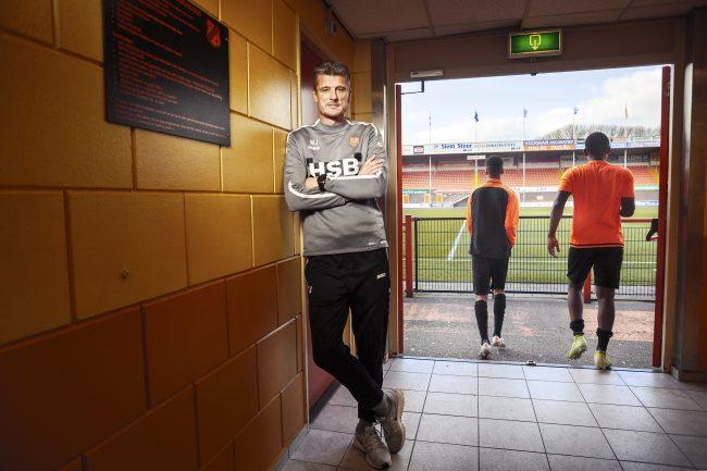 HSB weer drie jaar hoofdsponsor FC Volendam