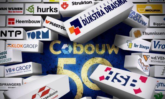 HSB 3e plaats Cobouw50 Award