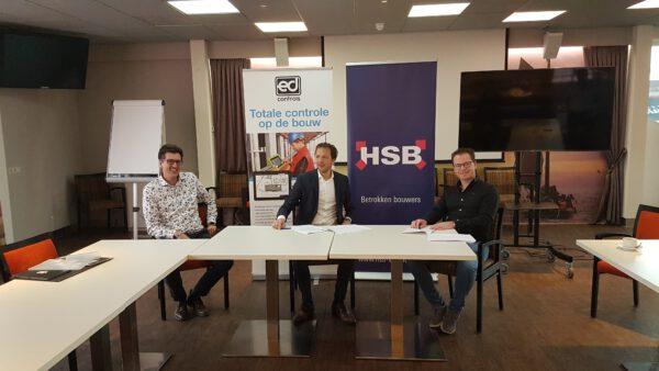 HSB en Dutchview tekenen raamovereenkomst