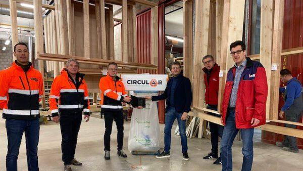 Samenwerking met Circular Plastic Alliance